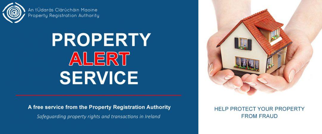 Property Alerts Banner