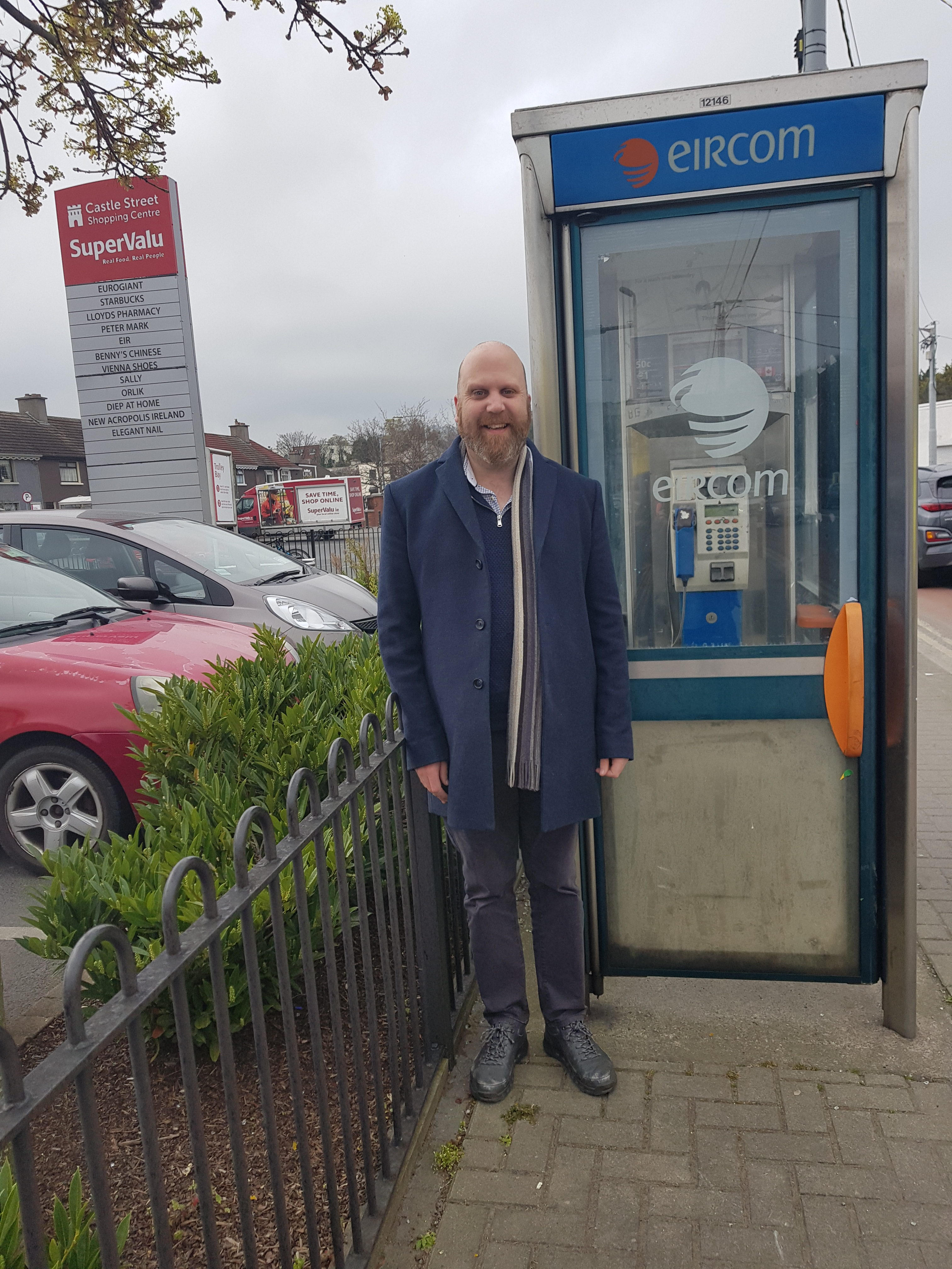 Wicklow Voice | Old phoneboxes